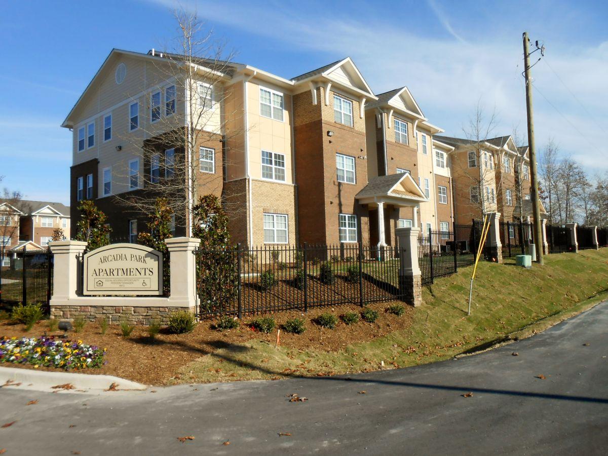 Park Columbia Apartments